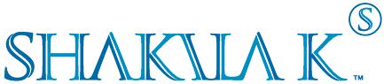 Shakila K logo